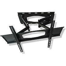 """Nemaxx MK02 - Soporte de pared para televisor de 32 a 70"""", color negro"""