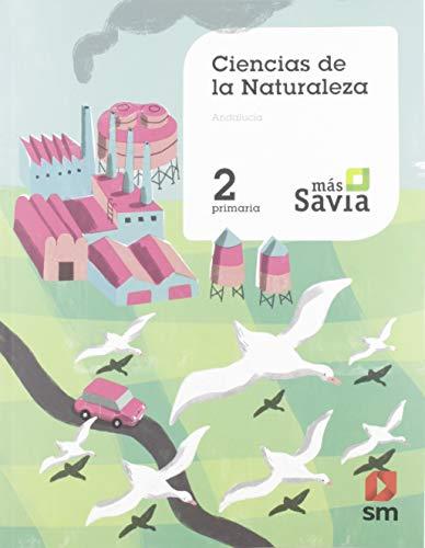 Ciencias de la naturaleza 2 Primaria Mas Savia KC Andalucía