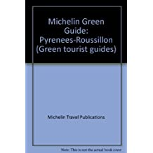 Michelin Green Guide: Pyrenees-Roussillon, 1992/368