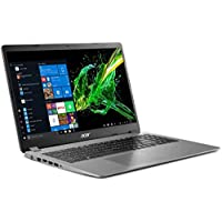 "‏‪2020 Acer Aspire 3 15.6"" Full HD 1080P Laptop PC, Intel Core i5-1035G1 Quad-Core Processor, 8GB DDR4 RAM, 256GB SSD, Ethernet, HDMI, Wi-Fi, Webcam, Numeric English Keypad, Windows 10 Home, Steel Gray‬‏"
