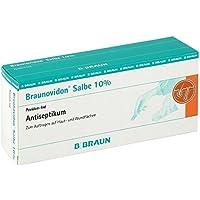 Braunovidon Salbe 10%, 100 g preisvergleich bei billige-tabletten.eu