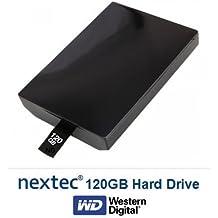 Neu - Xbox 360 Slim (120 GB) Interne Festplatte für Microsoft Xbox 360 Slim Konsole