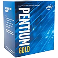 Intel BX80684G5400 Processeur Pentium G5400 Coffee Lake 3.7GHz/3Mo LGA1151