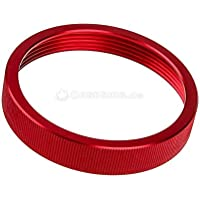 PrimoChill CTR phase iI Compression Ring, Rillen–Rot