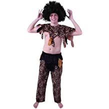 Los africanos disfraz para hombre XL Busch hombre Cavernícola