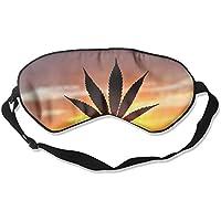 Weed Leaf 99% Eyeshade Blinders Sleeping Eye Patch Eye Mask Blindfold For Travel Insomnia Meditation preisvergleich bei billige-tabletten.eu
