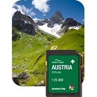 Satmap MapKarte: Österreich Gesamt (ADV 1:25k)