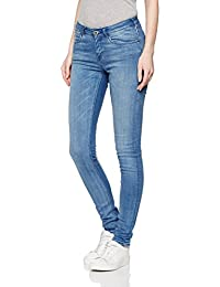 Scotch & Soda Damen Slim Jeans (Schmales Bein) Nos-La Bohemienne-Eternal Blue