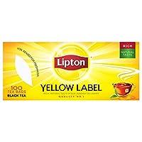 Lipton Yellow Label Black Tea, 100 Teabags