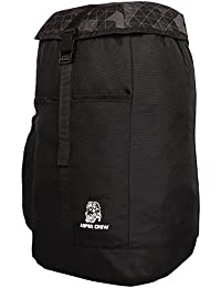 Laptop Backpack For Men Women Polyster Casual Travel Business School College Lightweight Bag Black