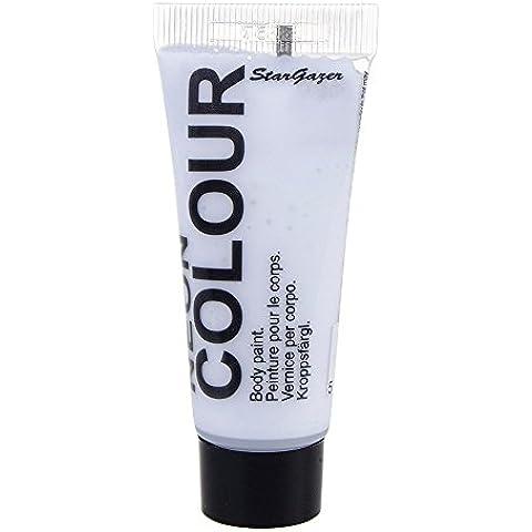 Pintura UV efectos especiales para cara y cuerpo de Stargazer 12ml (Transparente)