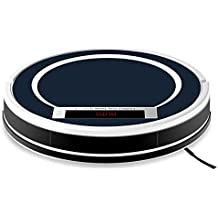 WSHWJ Aspirador - Barrido, Limpieza, Trapeador - con Aspiradoras domésticas automáticas Cargador aspirador robot automático