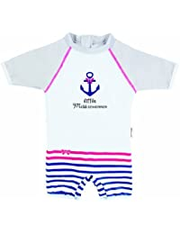Sun Protective UV Swimsuit - Girls - Little Miss Scherrer - Little Scherrer by Little Scherrer