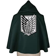 Attack on Titan Scouting Legion cloak cosplay costume anime (japan import)