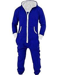 Mono Jumpsuit Hombre Nuevo Diseñador Hombre Onesie Mono Playsuit Todas en Uno Pieza