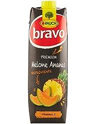 Rauch Bravo Bevanda di Melone e Ananas - 1 Litro