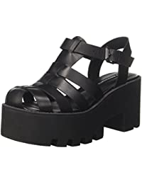 b36478fb9e1 Windsor Smith Women s Fluffy Platform Sandals