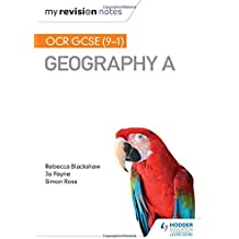 My Revision Notes: OCR GCSE (9–1) Geography A