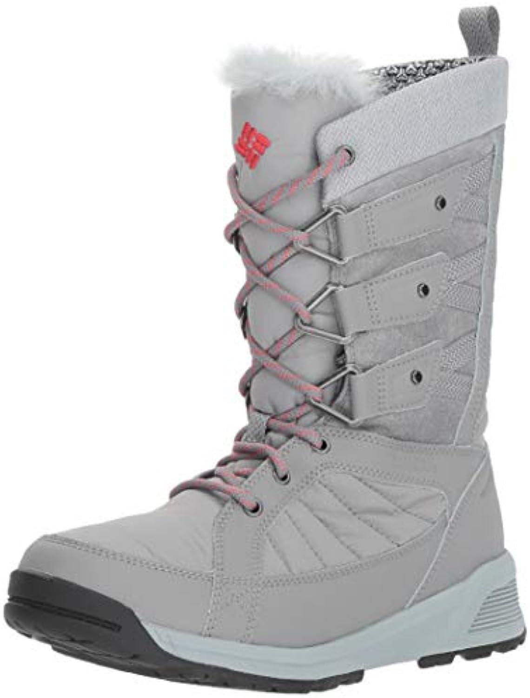 Columbia Omni-Heat Meadows Omni-Heat Columbia 3D, Chaussures de Ran ée Hautes FemmeB0787KRJFYParent d19ebf