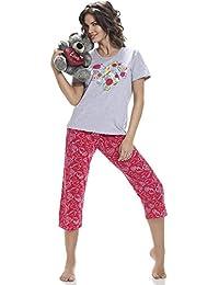 Cornette Pijama para mujer CR-624