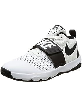 Nike Team Hustle D 8 (GS), Zapatillas de Baloncesto Para Niños
