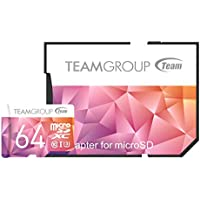 Flash card Micro-SD 64GB Team ColorU3 1A