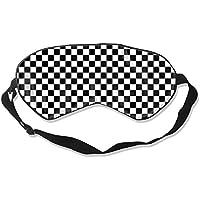 Eyes Mask Classic Black and White Grid Shade Sleep Goggles for Sleep Contoured Eye Masks for Sleeping,Shift Work... preisvergleich bei billige-tabletten.eu