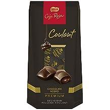 Nestlé Caja Roja Coulant - Bombones de Chocolate con Leche - Paquete de 10 x 142