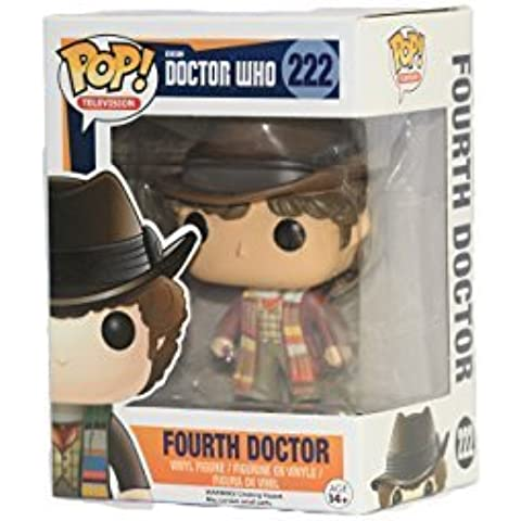Funko Doctor Who Pop Set 4 Doctors and Tardis by Funku