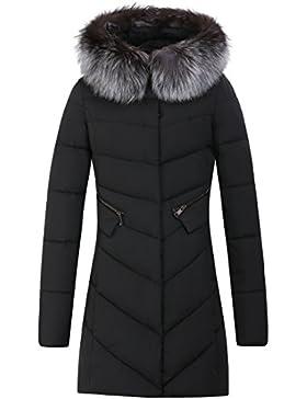 ICEbear - Abrigo - chaqueta guateada - Manga Larga - para mujer