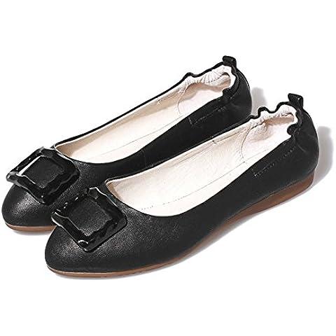 Fondo piatto piatto confortevole donne scarpe//Estate scarpe