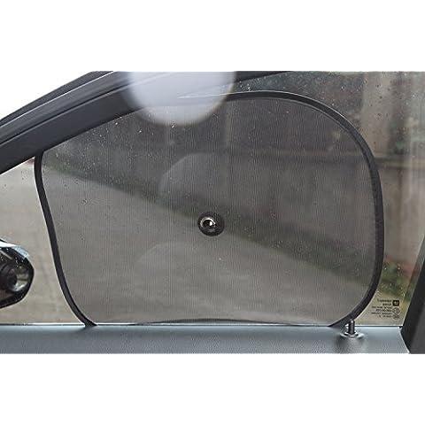 Meres Car Window Shades–Facile Twist pieghevole auto finestra di Shade–Tonalità
