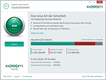 Kaspersky Internet Security 2015: Cloud-Sicherheit