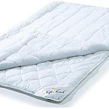Aqua Textil 4 Jahreszeiten Soft Touch Stepp Bettdecke 155 X 220 Cm
