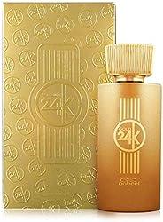 Nabeel Perfumes Gold 24k Eau De Perfume For Unisex - 100 ml