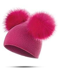 uomo raccolto eccezionale gamma di colori Amazon.it: Cappellino invernale bimba: Abbigliamento