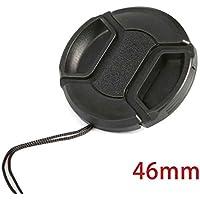 Gankmachine Universal-Kamera Snap-on Objektivdeckel für Canon Nikon 46/49 / 52/55/58/62/67/72 / 77mm 46mm