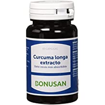 CURCUMA LONGA EXTRACTO 60 Tabletas