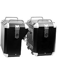 myTech–Kit Maletas recta 47L y scaricata 41L y expansión de montaje SG. Rapido -