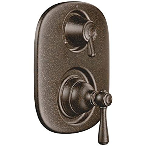 Moen T4111ORB Kingsley Moentrol Trim Kit without Valve, Oil Rubbed Bronze by Moen