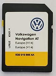 SD Karte Europe - Navigation at - VW Discover Media 1 MIB1 - v14-5G0919866AK