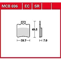 vorne Lucas Bremsbel/äge TRW MCB696EC f/ür Piaggio//Vespa NRG 50/SAL1T 94 95/