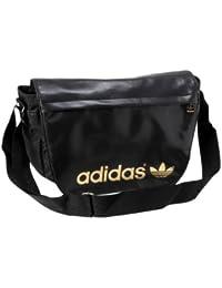 Adidas AC Messenger Bag Noir Or