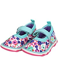 Mee Mee Unisex Baby First Walking Shoes-1.5 Years (21 EU) (MM-1110G-3_Blue_6 Kids)