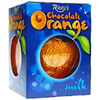 Terrys Chocolate Orange Original Ball (PAQUETE DE 3)