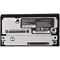 GLOGLOW Adaptador de Red SATA, Adaptador de Disco Duro SATA Interface HDD para PS2 Playstation 2 sin IDE