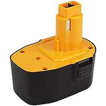 Forrat para Batería Dewalt 14.4V 3.0Ah Batería de repuesto para Dewalt DC9091 DE9038 DE9091 DE9092 DW9091 DW9094 DC9091 DE9038 DE9091 DE9092 DE9094 DW9091 DW9094