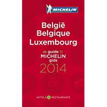 Michelin Guide Belgique Luxembourg 2014