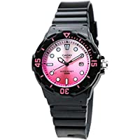 Casio Casual Watch Analog Display for Women LRW-200H-4EVDR