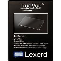 Lexerd - Protection Ecran Transparente TrueVue pour Caméscope numérique Panasonic HC-V201 V110